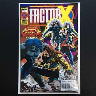 Factor X #1 NM