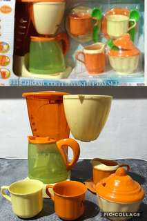 Preloved Coffee Maker Toy Set