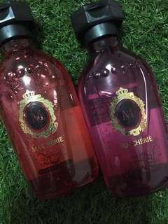 Ma Cherie Moisture/ Air Feel Shampoo (180ml)