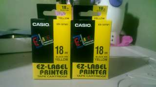 Ez label printer 18mm #mausupreme