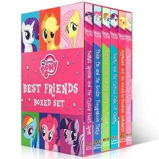 My Little Pony Best Friends Box Set (6 books)