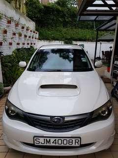 Subaru Impreza 5D 2.0 Auto R-S