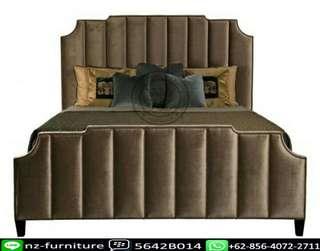 Tempat Tidur Upholstered