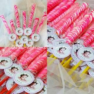 Customized Lollipop