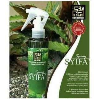 SPRAY SYIFA SUFI SECRET
