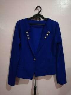 Blue Formal Blazer