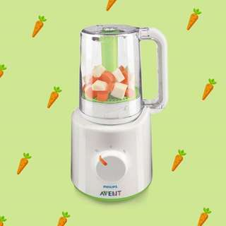Philip Avent 2in1 food maker
