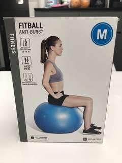 瑜珈波 Yoga Fitball size M 65cm $50