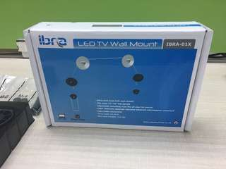 IBRA 01X Ultra-Slim LED TV Wall Mount Kit