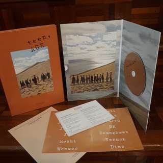 Seventeen Teenage Album (Orange ver)