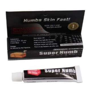 Tattoos Topical Anesthetic Pigment Permanent Makeup Skin Numbs Fast Cream