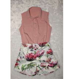 Set Top and Shorts for LAdies