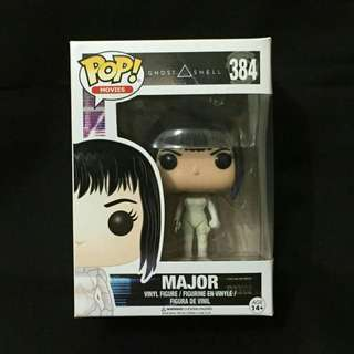 Major (Ghost in the Shell) Funko Pop