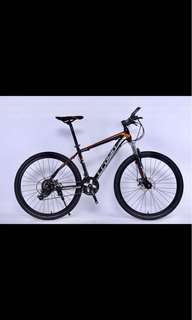 "27.5"" Crolan M720S Mountain Bike"