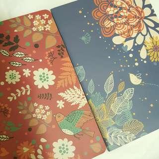 牛皮紙 A5 記事簿 notebook note  手帳 圖鑑簿 紙膠帶 32頁 64版 畫畫
