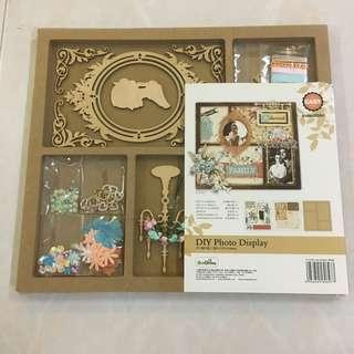 DIY Wooden Photo Frame (Big & Small)
