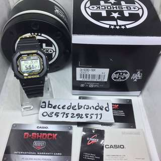 G SHOCK DW-5035D-1BDR 35th Anniversary
