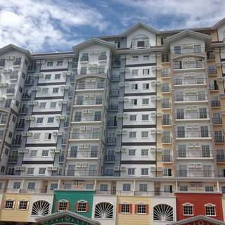 Ready for Occupancy Studio Unit for sale at Apple One Banawa Cebu City