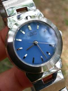 CITIZEN Eco Drive 光動能