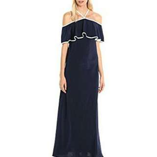 Cari Maxi dress Calvin Klein size L/XL