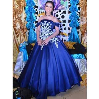 FOR RENT ONLY Debut/ Ball Gown