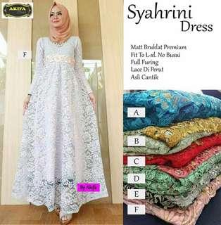 Syahrini Dress