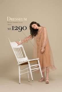 (交換)Dresseum 從前從前 茂木太太 迷幻圓舞曲XS