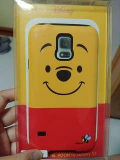 Winnie The Pooh Bumper Case (for Samsung Galaxy S5)