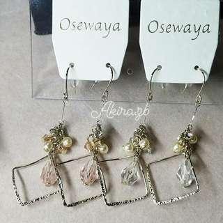 osewaya耳環
