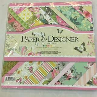 Discounted Scrap Paper (12inch by 12inch)