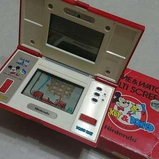 🚚 Nintendo 日本帶回1982年 gmae&watch系列