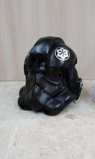 (RESERVED) Star Wars Tie Fighter helmet Supreme Edition from Rubies, Rare, New, Collector version