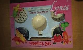 Feeding set