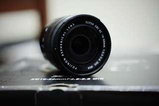 Fujifilm fujinon xc 16 50 mm