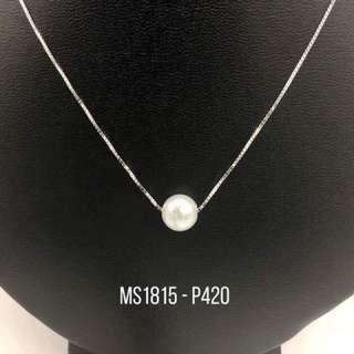 92.5 Silver Necklace💕