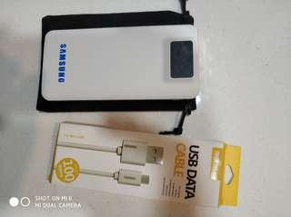 Samsung Powerbank 28000mAh lightweight