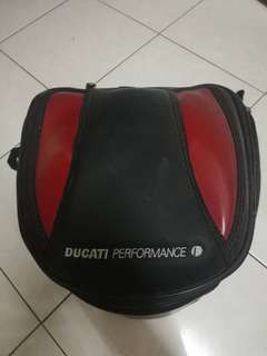 Ducati performance bag