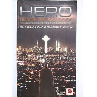 Hero by Hilal Asyraf
