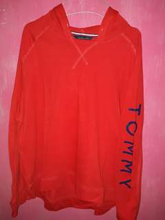 tommy sweater hoodie