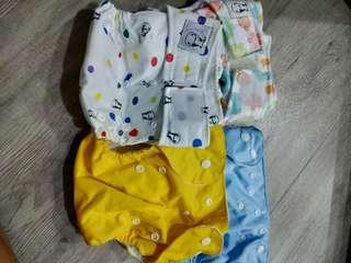 Moomookow diapers pants