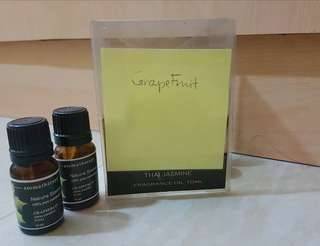 Grapefruit Essential Oil (100% Pure)