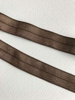 <Free Postage>1.5cm Wide Fold Over Elastic