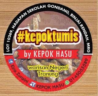kepok tumis by KEPOK HASU