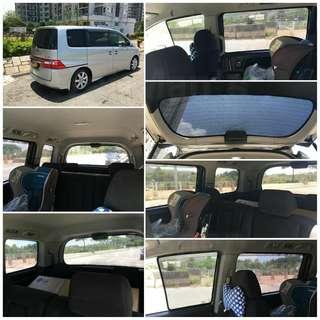 🎊📣🎉本田 Stepwgn RG RK RP 指定車款濾光窗網直銷價 $880 🎊📣🎉
