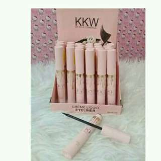 Kkw liquid eyeliner
