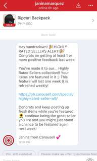 Thank you! highly rated seller alert! ❤️