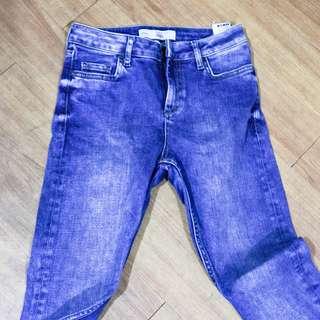 Zara Dark Wash Jeans