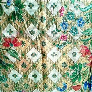 New Batik Sarong with Defect