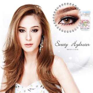 Softlens Hydrocor Sweety