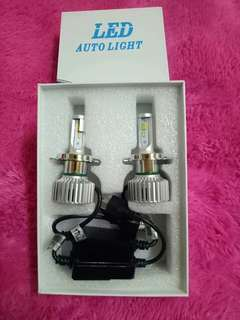 🚚 汽機車LED三色大燈(一組兩顆)